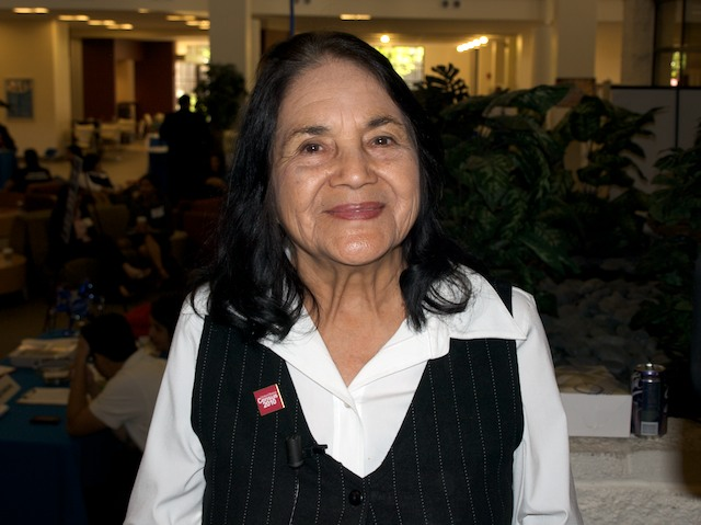 Dolores Huerta Named Presidential Medal of Freedom Recipient
