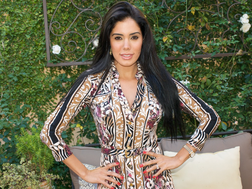 Inspiring Latina   Model Laura Soares