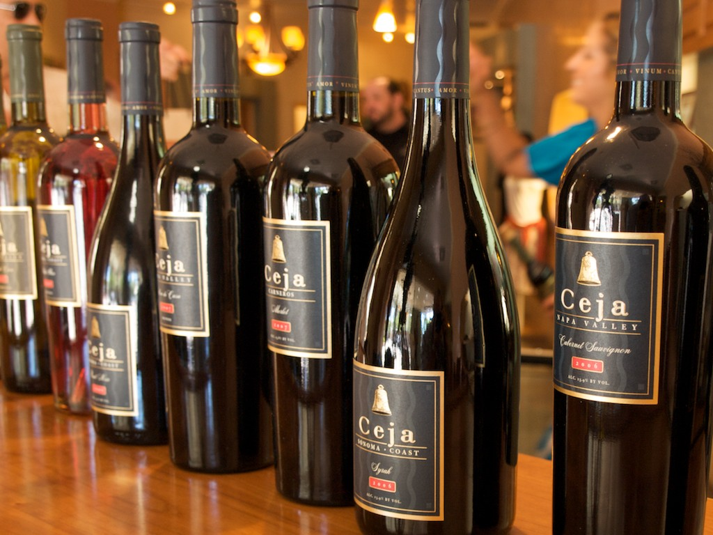 ceja vineyards marketing analysis essay I'm so proud of her and her determination to make quality wines  my passions  and contributions have led me to oversee the marketing and sales side of our.