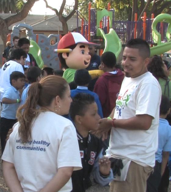 Hispanic Lifestyle Program #166   Community and Latina Empowerment