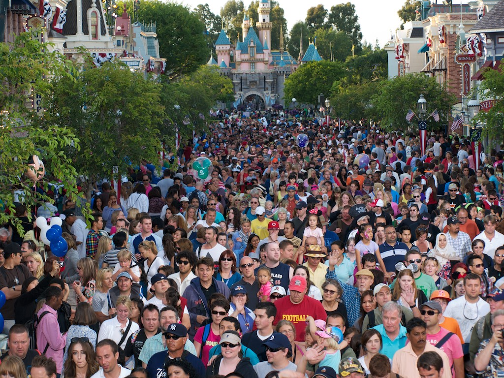 """Travel   50th anniversary of """"it's a small world"""