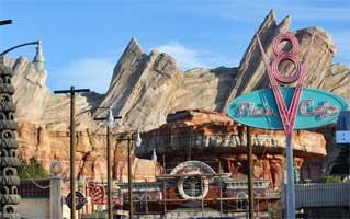 Disneyland Resort Announces June 15 Grand Opening of Cars Land