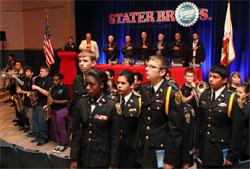 Six Medal of Honor Recipients Address Local ROTC Cadets