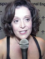 People   Actress Marlene Forte appears in Dallas reboot