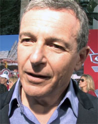 EXCLUSIVE | HLTV Talks Diversity with Robert Iger of The Walt Disney Company