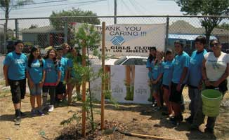 Boys and Girls Club of East LA and The Odd Life of Timothy Green