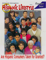 Hispanic Lifestyle 15 Years Old – October 2, 2012