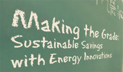 Event | Sustainable Savings with Energy Innovations