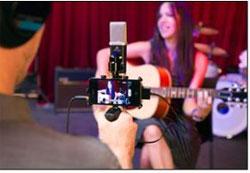 Tech   iPhone Recording Mic