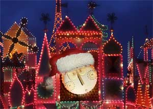 Travel | Disney's Lights up the Holidays