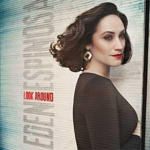 "Eden Espinosa's Debut Album ""Look Around"""