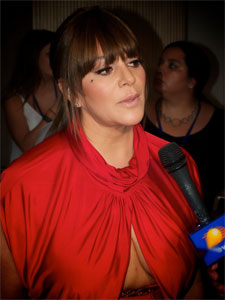 Singer Jenni Rivera Lives on in the film Filly Brown