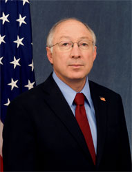 Interior Secretary Ken Salazar to leave Administration