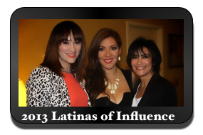 Updated – 2013 Latinas of Influence Listing