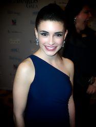 Spotlight   actress Daniela Bobadilla