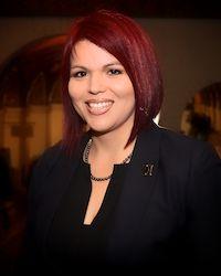 Latina of Influence   Denise M. Zapata