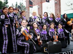 Grammy Winners and 2013 Nominee, Mariachi Divas