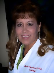 Latina of Influence | Martha Preciado M.D.,FACC