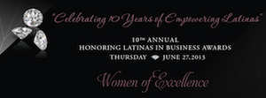 Event | 10th Annual Honoring Latinas in Business Awards