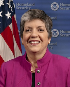 Statement by Secretary of Homeland Security JANET NAPOLITANO