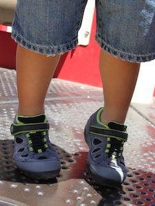 Dawson Easy-on Sneaker by CROCS