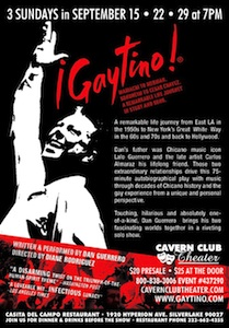 Event | ¡GAYTINO! 3 Sundays in September