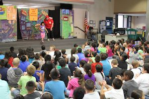'A Bug's Light!' Teaches Electrical Safety to Thousands of Area Students
