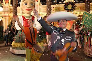 Travel | Disney ¡Viva Navidad!