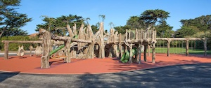 Family | SF Zoo Playground Re-opens!