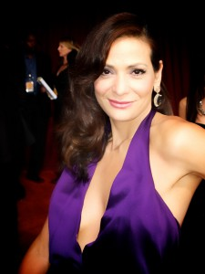 Actress Constance Marie