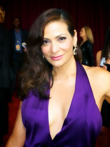 Actress Contance Marie