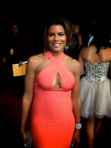 Actress Lisa Vidal