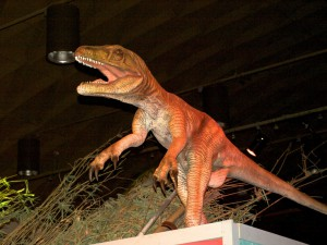 Los Angeles County Fair 2011,  Dinosaur Exhibit