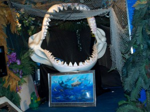 Los Angeles County Fair 2011, Shark