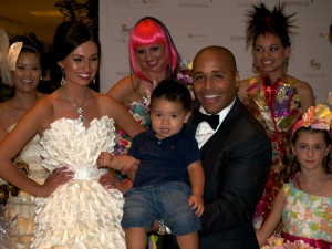 Rami Kashou Designs South Coast Plaza Fashion Night Out With Special Guest Nicholas Sandoval