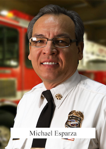 Community | Mike Esparza Riverside's Interim Fire Chief