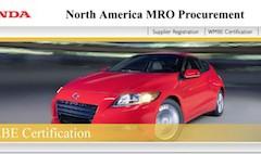 Business | Procurement American Honda Motor Co. Inc.