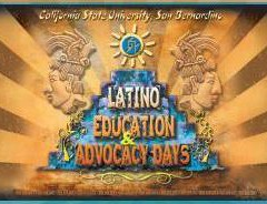 Latino Education and Advocacy Days Summit – March 27
