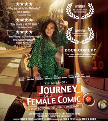 """Journey of A Female Comic"","