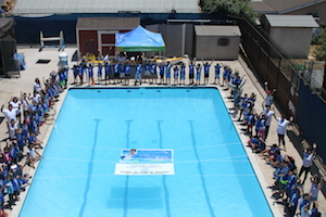 "ZAC Foundation Brings ""ZAC Camp"" to East LA Boys & Girls Club"