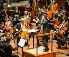 Music Director Andrés Orozco-Estrada joins Huston Symphony