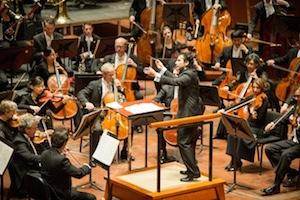 Music Director Andrés Orozco-Estrada joins Huston Symphony