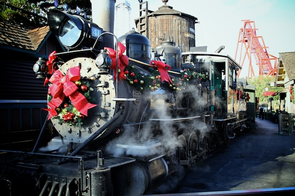 The Holiday's at Knott's Merry Farm
