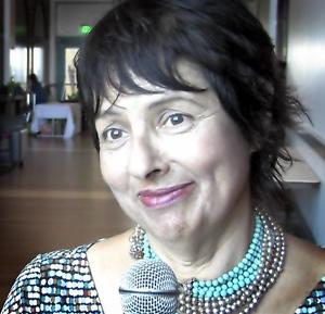 Episode 10.4   Writing, Producing and a Latina Executive