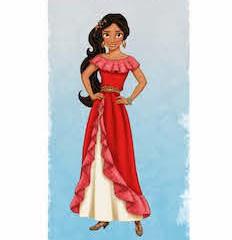 Introducing Princess Elena of Avalor