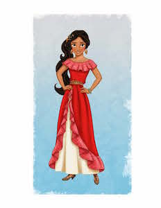 Introducing Princess Elena of Avalor