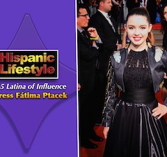 Latina of Influence | Fátima Ptacek