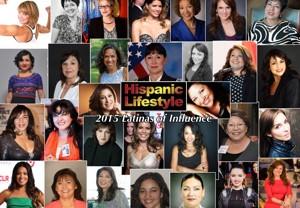 Hispanic Lifestyle's 2015 Latinas of Influence