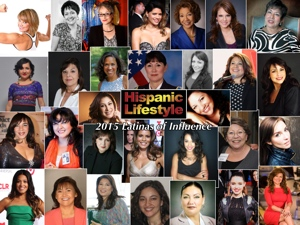Hispanic Lifestyle's 2015 Latinas of Influence