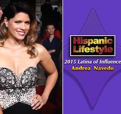 Latina of Influence | Andrea Navedo